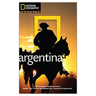 photo: National Geographic Traveler Argentina international guidebook