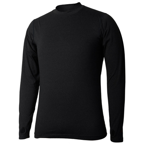photo: Terramar Men's Thermolator II Crew long sleeve performance top