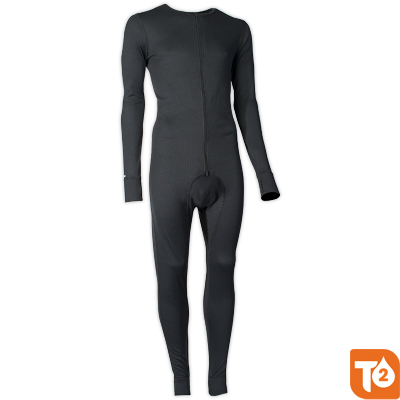photo: EMS Techwick Midweight One-Piece Suit one-piece base layer