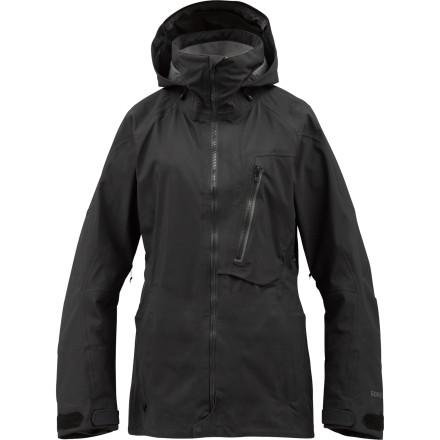 photo: Burton 3L Haven Jacket snowsport jacket