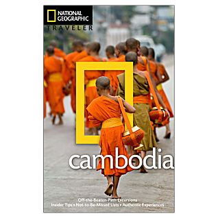 photo: National Geographic Traveler Cambodia international guidebook