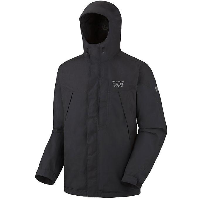 photo: Mountain Hardwear Exposure Parka waterproof jacket
