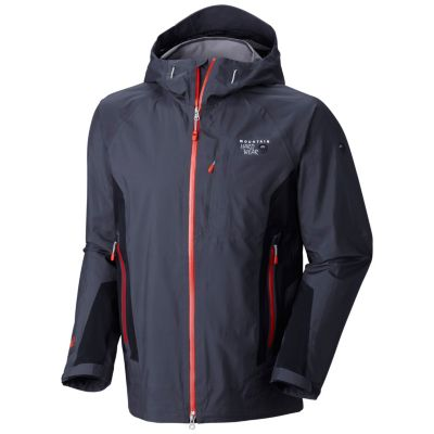 photo: Mountain Hardwear Sitzmark Jacket waterproof jacket