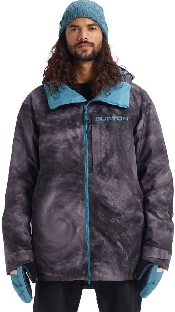 photo: Burton Radial Jacket snowsport jacket