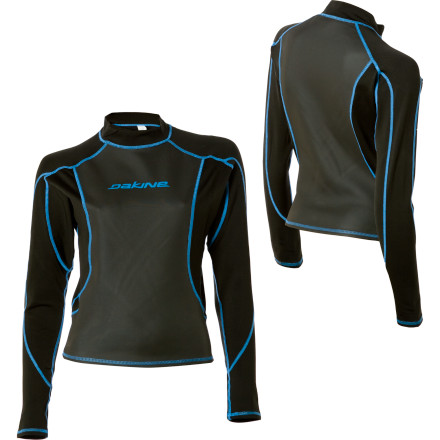 photo: DaKine Insulator Long-Sleeve Rashguard long sleeve rashguard