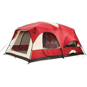 photo: Columbia Cougar Flats tent/shelter