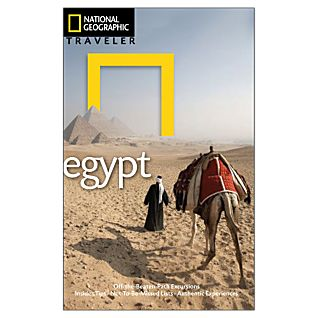 photo: National Geographic Traveler Egypt international guidebook