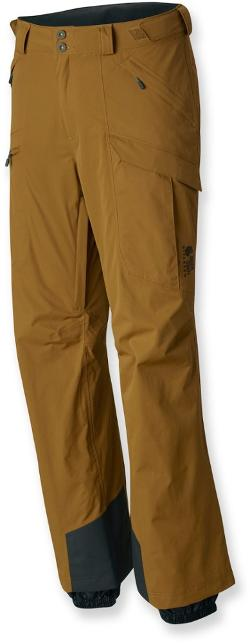photo: Mountain Hardwear Returnia Cargo Pants waterproof pant