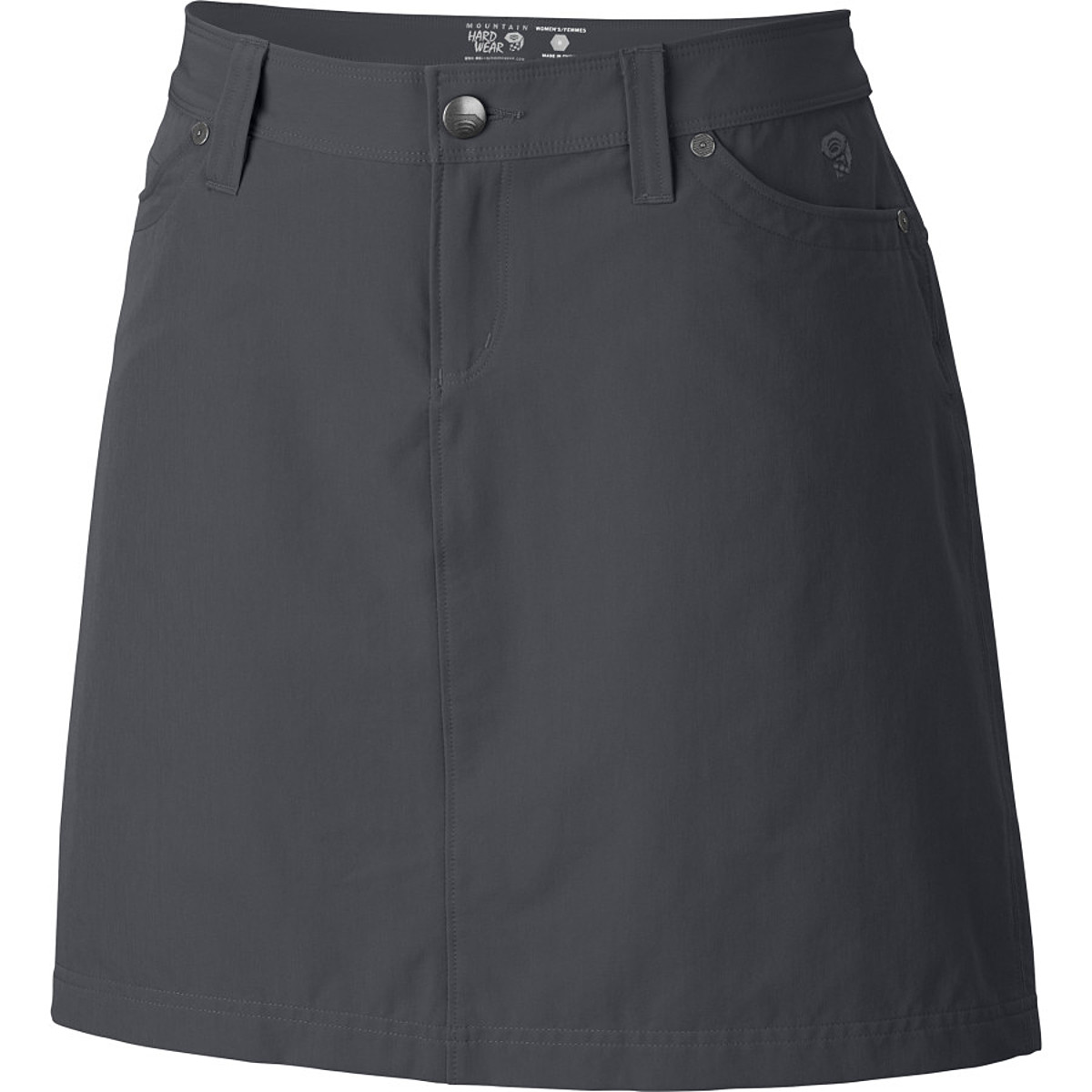 photo: Mountain Hardwear La Strada Skirt hiking skirt