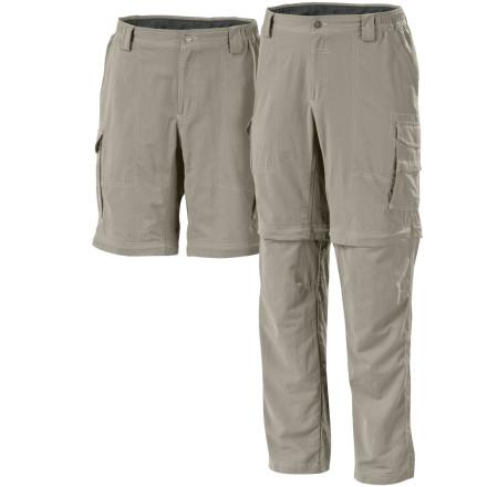 Columbia Omni-Dry Venture II Convertible Pant