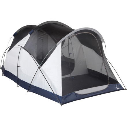 photo: Sierra Designs Wu Hu Annex 6+2 3-4 season convertible tent