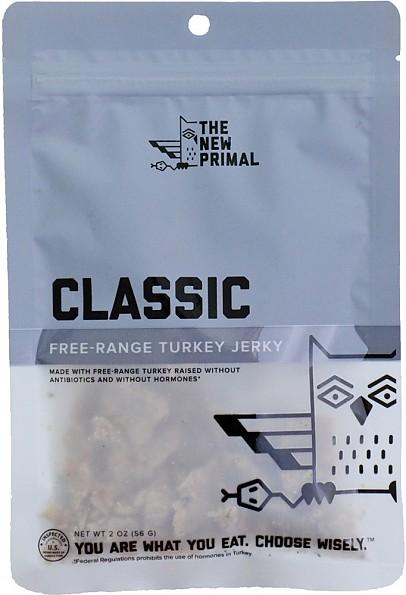 The New Primal Turkey Jerky