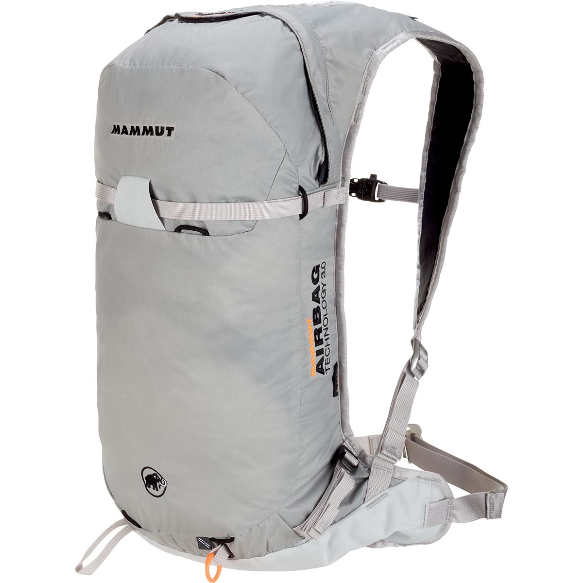 photo: Mammut Ultralight Removable Airbag 3.0 avalanche airbag pack