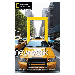 photo: National Geographic Traveler New York us northeast guidebook