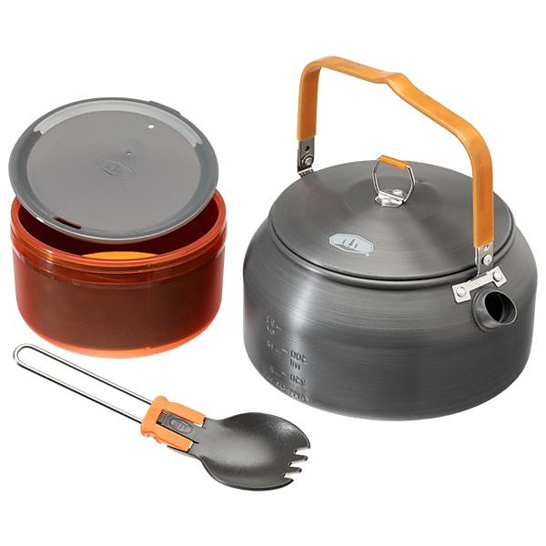photo: GSI Outdoors Halulite Ketalist Cookset pot/pan