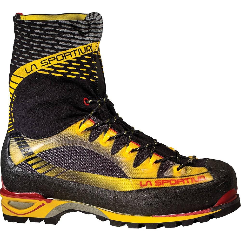 photo: La Sportiva Trango Ice Cube GTX mountaineering boot