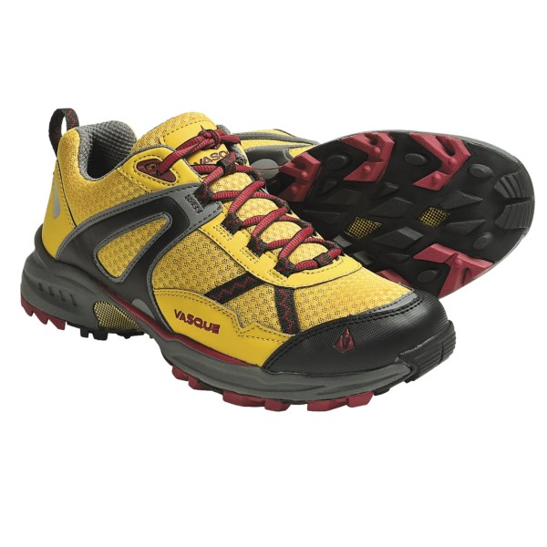 photo: Vasque Velocity 2 trail shoe
