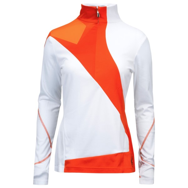 photo: Spyder Voltaic Dry WEB T-Neck base layer top