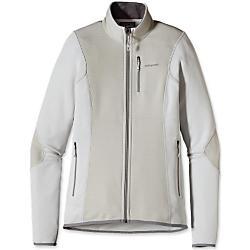 photo: Patagonia Women's Piton Hybrid Jacket fleece jacket