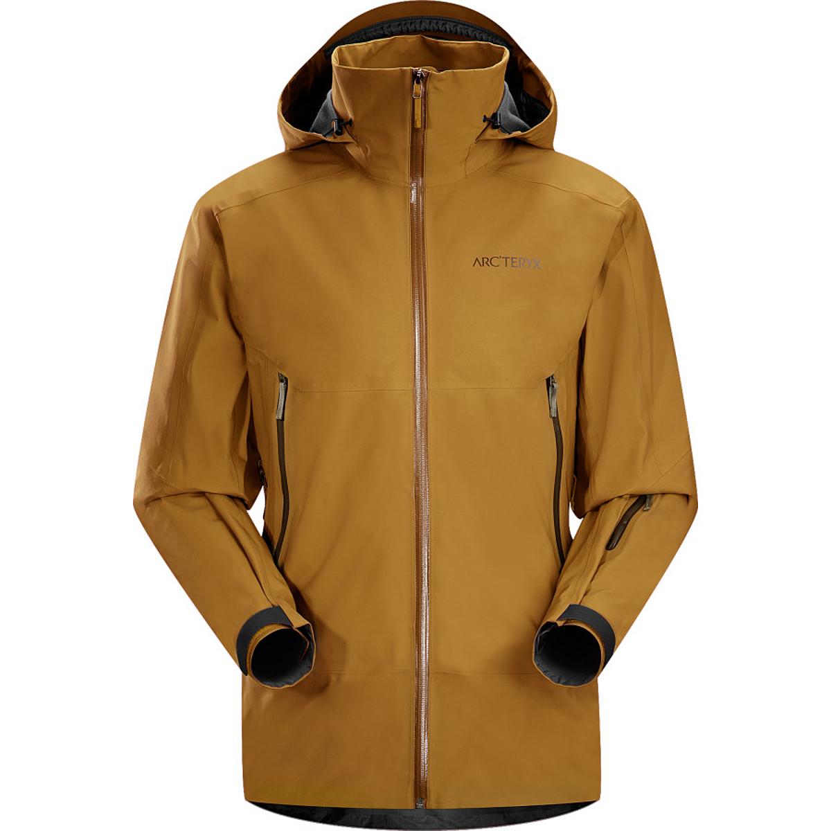 photo: Arc'teryx Crossbow Jacket waterproof jacket