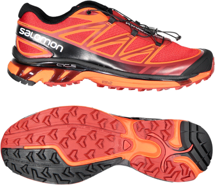 photo: Salomon Wings Pro trail running shoe