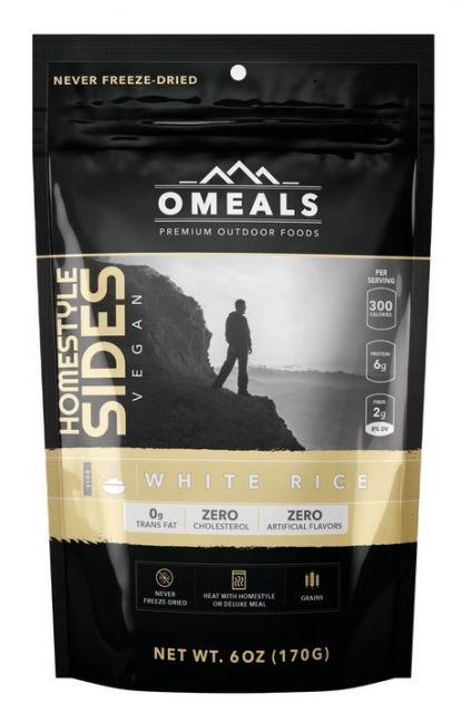 OMeals White Rice