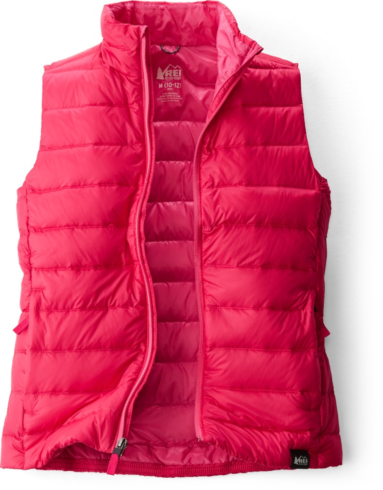 photo: REI Boys' Down Vest down insulated vest