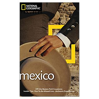 photo: National Geographic Traveler Mexico international guidebook