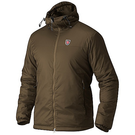 photo: Fjallraven Red Fox Jacket synthetic insulated jacket