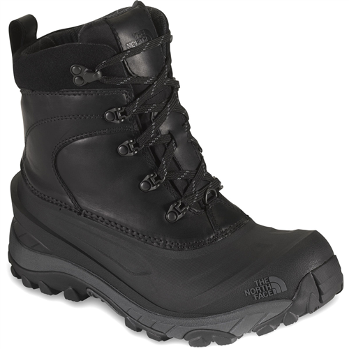 photo: The North Face Chilkat II Luxe winter boot