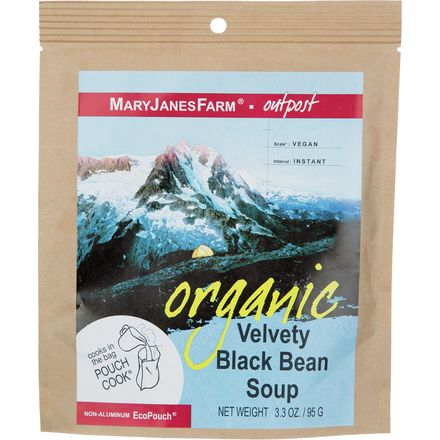 photo: Mary Janes Farm Organic Velvety Black Bean Soup soup