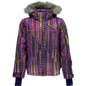 photo: Spyder Lola Jacket snowsport jacket