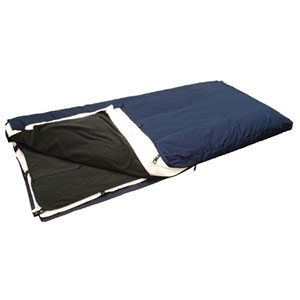 photo: Woods Canada Arctic 5 Star cold weather down sleeping bag