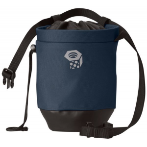 photo of a Mountain Hardwear chalk bag