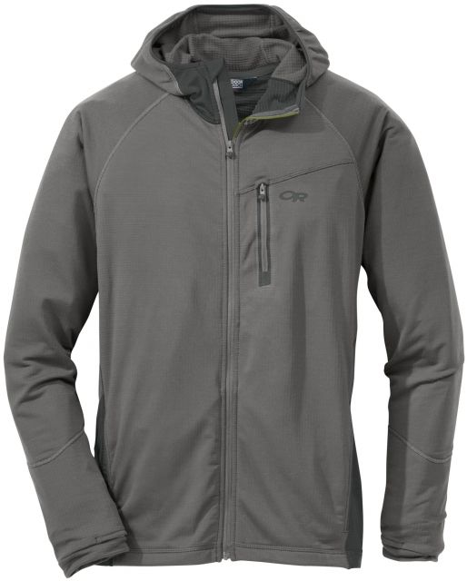 photo: Outdoor Research Men's Transition Hoody fleece jacket