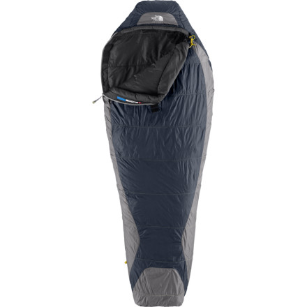 photo: The North Face Casaval XL 3-season synthetic sleeping bag