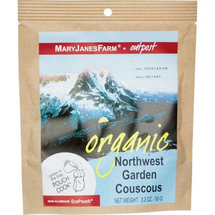 photo: Mary Janes Farm Organic Northwest Garden Couscous vegetarian entrée