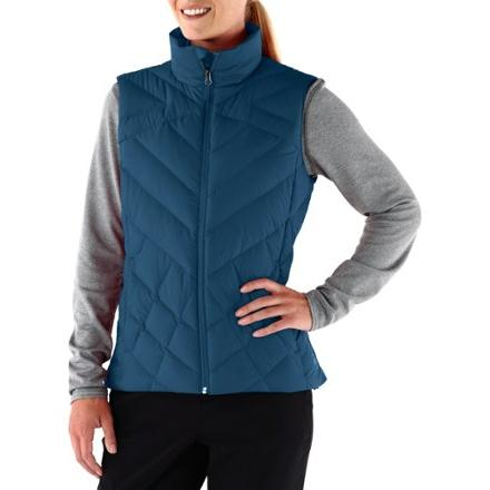 photo: REI Therum Down Vest down insulated vest