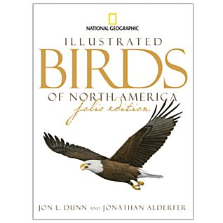 National Geographic Illustrated Birds of North America
