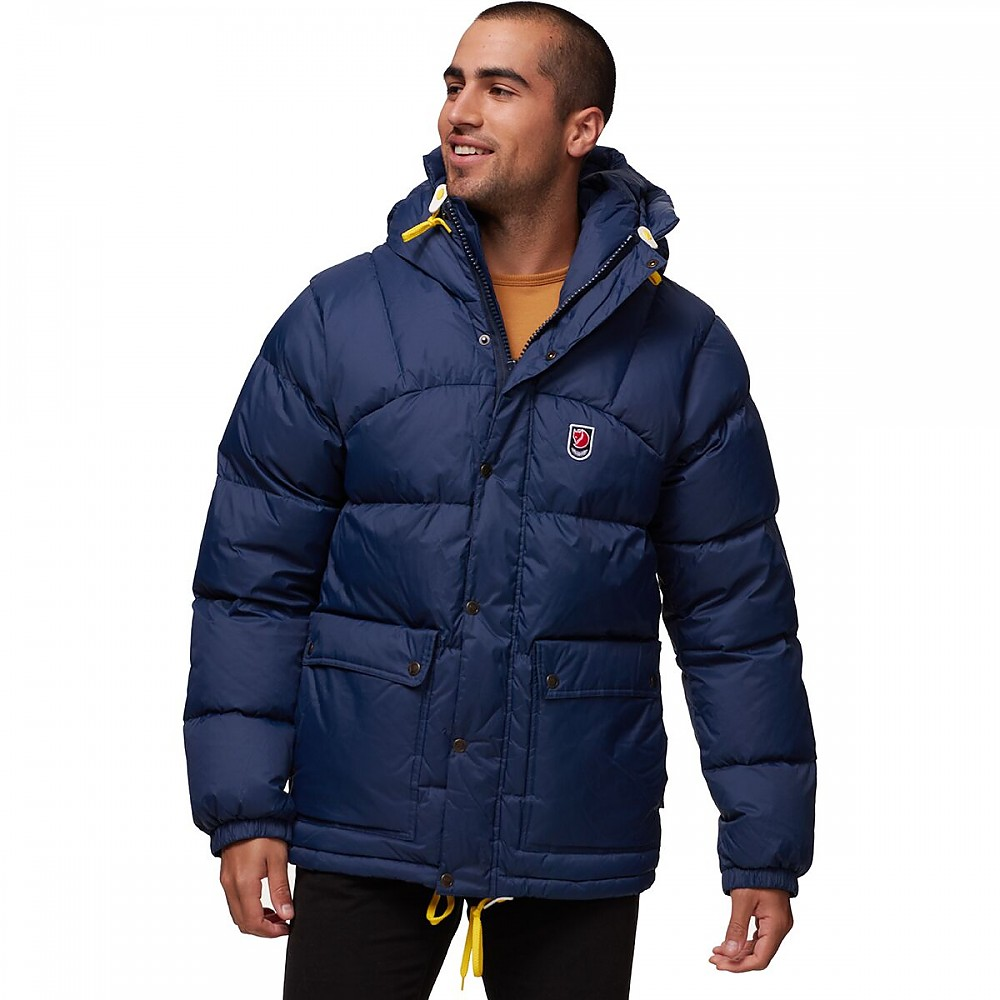 photo: Fjallraven Expedition Down Lite Jacket down insulated jacket