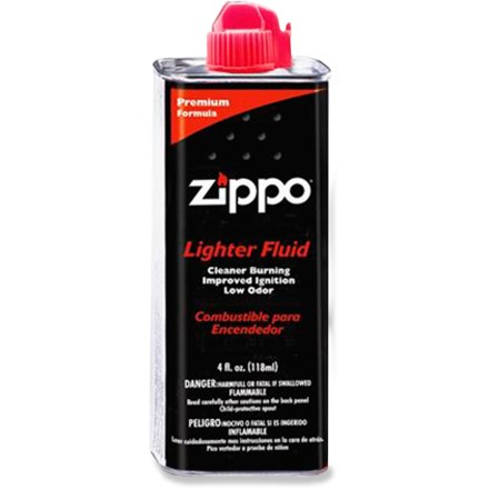 photo: Zippo Lighter Fluid fuel