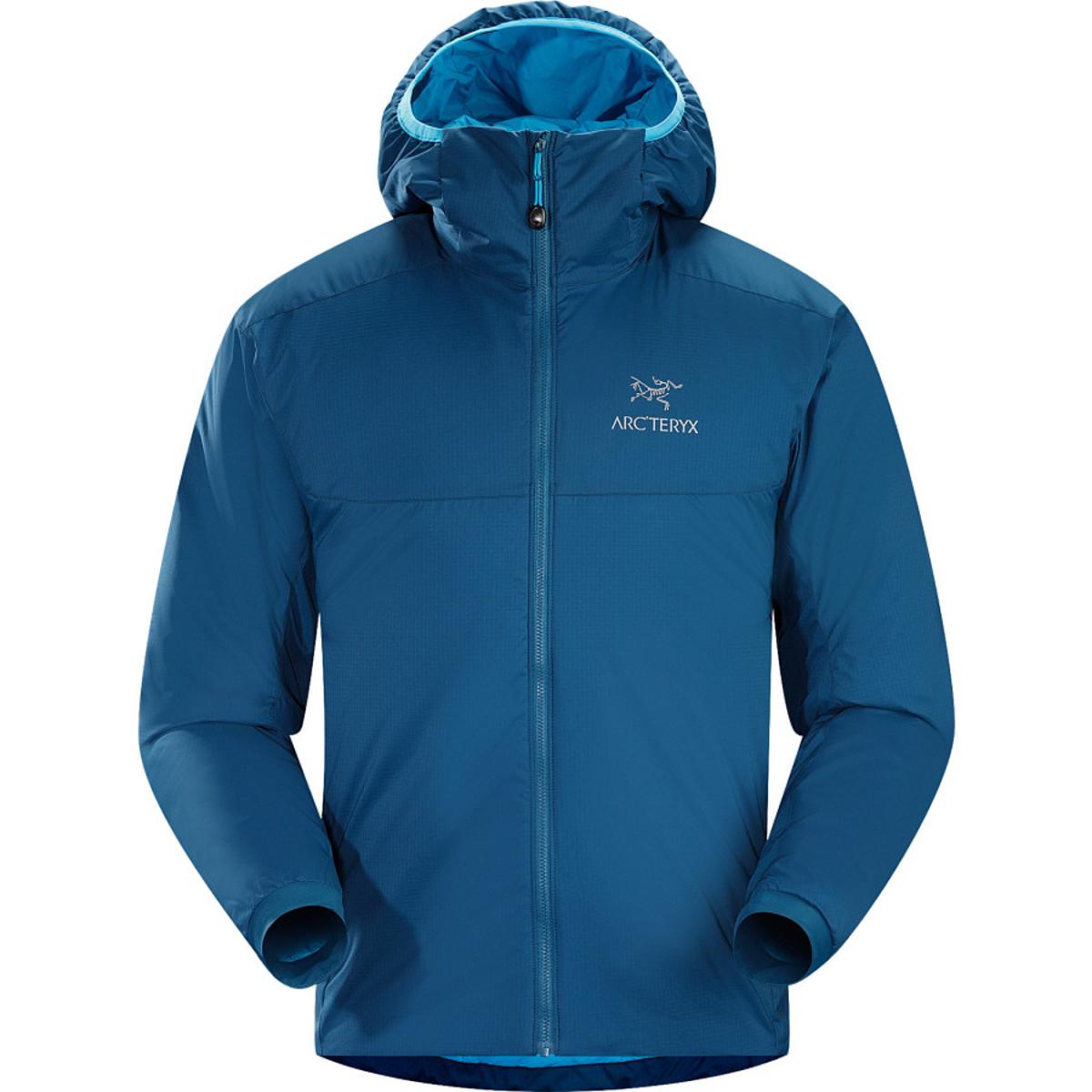 photo: Arc'teryx Atom AR Hoody synthetic insulated jacket