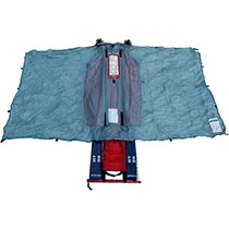 Brooks-Range Mountaineering All-In-One Rescue Sled and Tarp