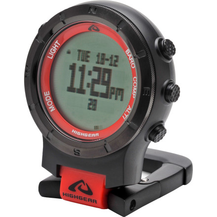 photo: Highgear AltiTech 3 handheld altimeter