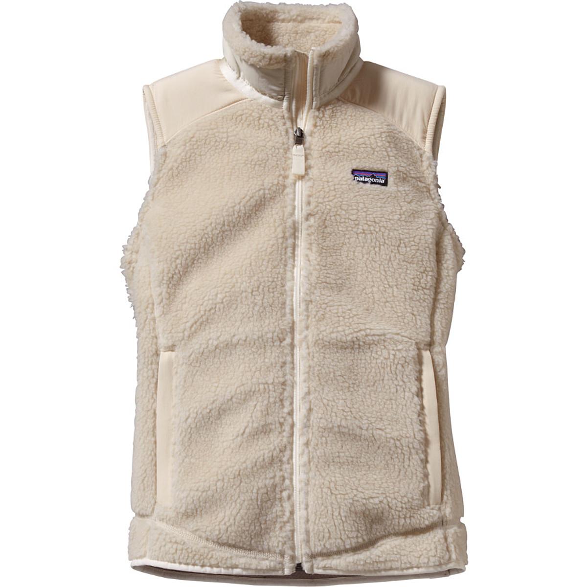 photo: Patagonia Women's Retro-X Vest fleece vest