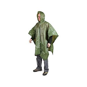 photo: Liberty Mountain Vinyl Poncho waterproof jacket