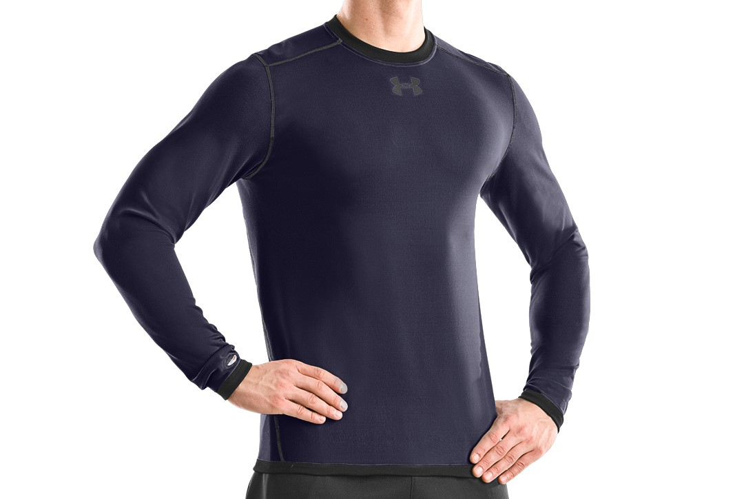 Under Armour AllSeasonGear Reversible Fitted Crew