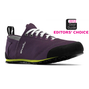 photo: evolv Women's Cruzer approach shoe