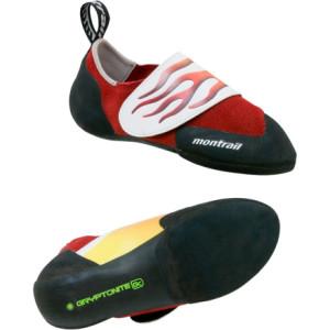 photo: Montrail Grommet climbing shoe