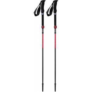 photo: MSR DynaLock Ascent Carbon Backcountry Poles alpine touring/telemark pole